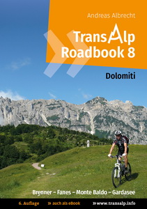 Transalp Roadbook 8 cover vorn 300px hoch