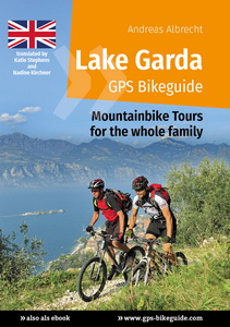 english Lake Garda GPS Bikeguide cover vorn 300px hoch