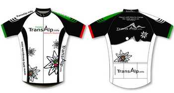 Finisher Bikeshirt ab 2018